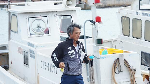 漁師の思い